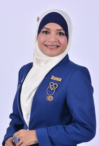 Robiah Bt Huri - Independent Executive Senior Sales Director