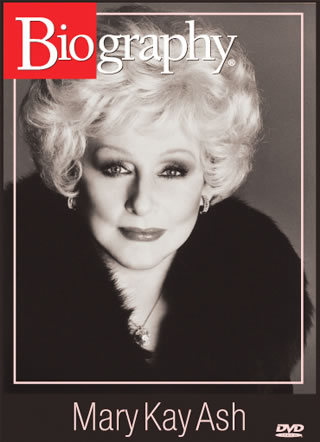 "A&E Television Networks airs the biopic documentary ""Mary Kay"" on the Biography Channel."