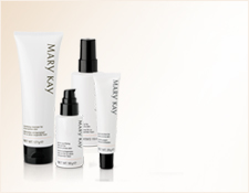 See the order of application for the Mary Kay® Acne System