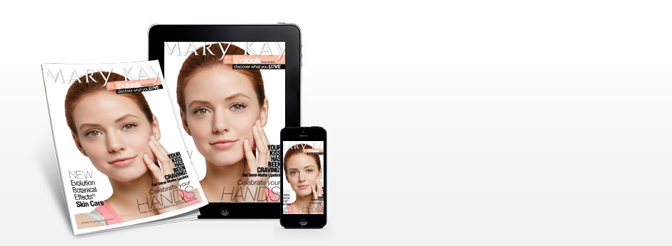 Mary Kay e-Catalogs