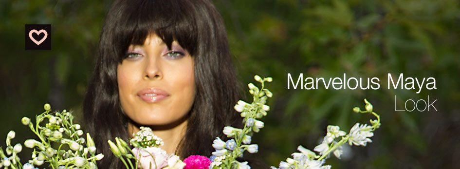 Get step-by-step application tips for the Marvelous Maya Look created by Mary Kay Global Makeup Artist Keiko Takagi.