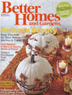 Better Homes Oct 2011