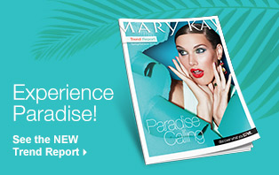 Get inspired by the NEW Limited-Edition† Mary Kay® Paradise Calling Collection.