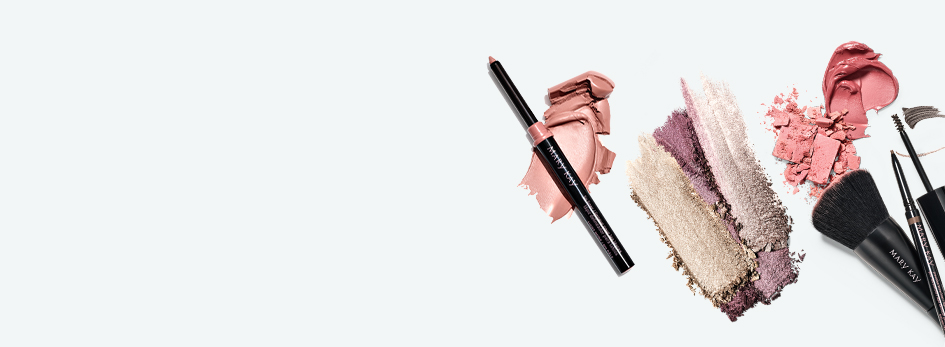 See NEW makeup artist looks from Mary Kay