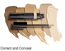 Learn all about NEW Mary Kay Perfecting Concealer and NEW Undereye Corrector from Mary Kay