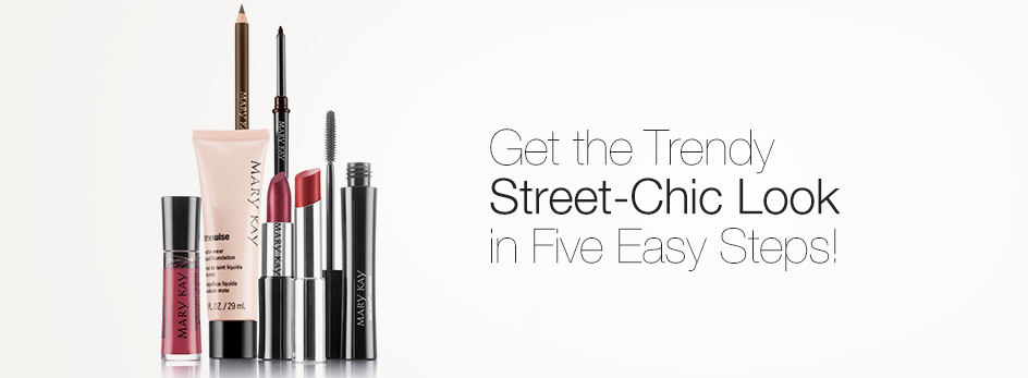 Get the Trendy Street-Chic Look in Five Easy Steps!