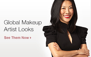 See Global Makeup Artist Looks from Mary Kay Global Makeup Artist Keiko Takagi.