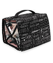 Shop now for the Travel Roll-Up Bag from Mary Kay.