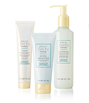 Shop now for the NEW Fragrance-Free Satin Hands Pampering Set from Mary Kay.