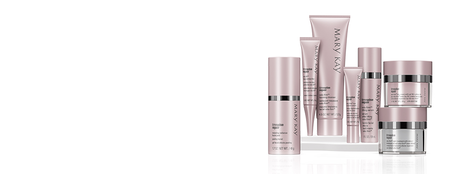 Experience the most advanced age-fighting regimen form Mary Kay: TimeWise Repair