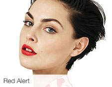 Get the step-by-step application tips for the Red Alert look created by Mary Kay Global Makeup Artist Keiko Takagi.