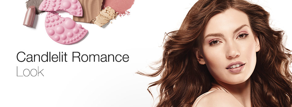 Get the step-by-step application tips for the Candlelit Romance Look created by Mary Kay Global Makeup Artist Luis Casco