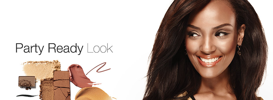Get the step-by-step application tips for the Party Ready Look created by Mary Kay Global Makeup Artist Luis Casco