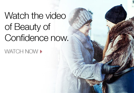 Watch the video of Beauty of Confidence now.